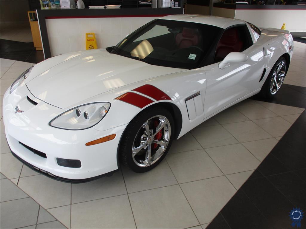 Click Here To View 2012 Chevrolet Corvette Grand Sport 3LT w/1SC - 114125