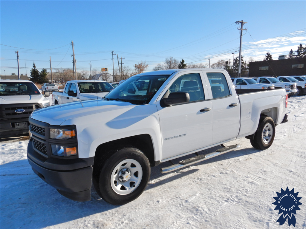 Click Here To View 2014 Chevrolet Silverado 1500 Work Truck w/1WT - 118058
