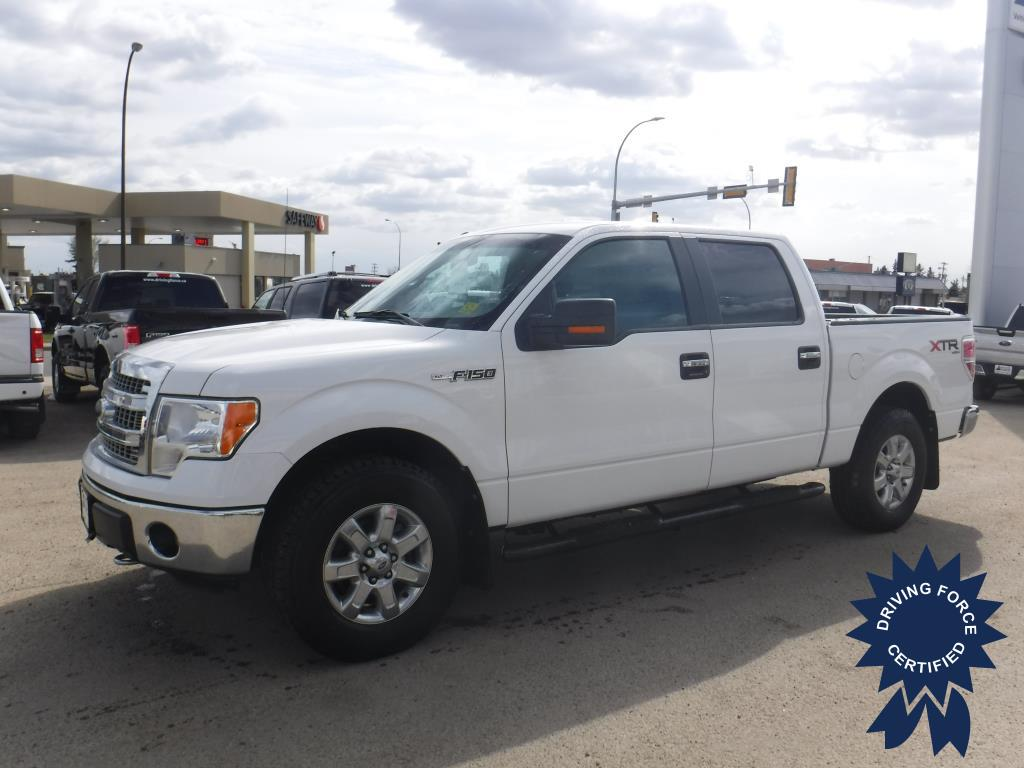 Click Here To View 2014 Ford F-150 XLT - 120527