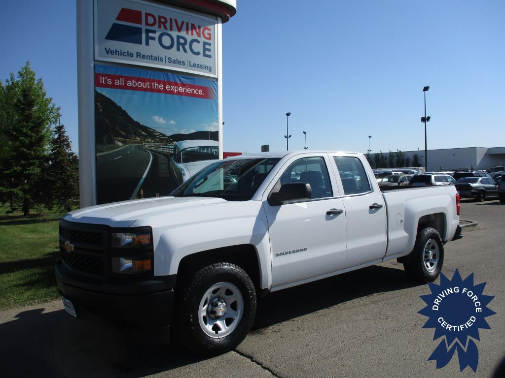 Click Here To View 2014 Chevrolet Silverado 1500 Work Truck w/1WT - 120841