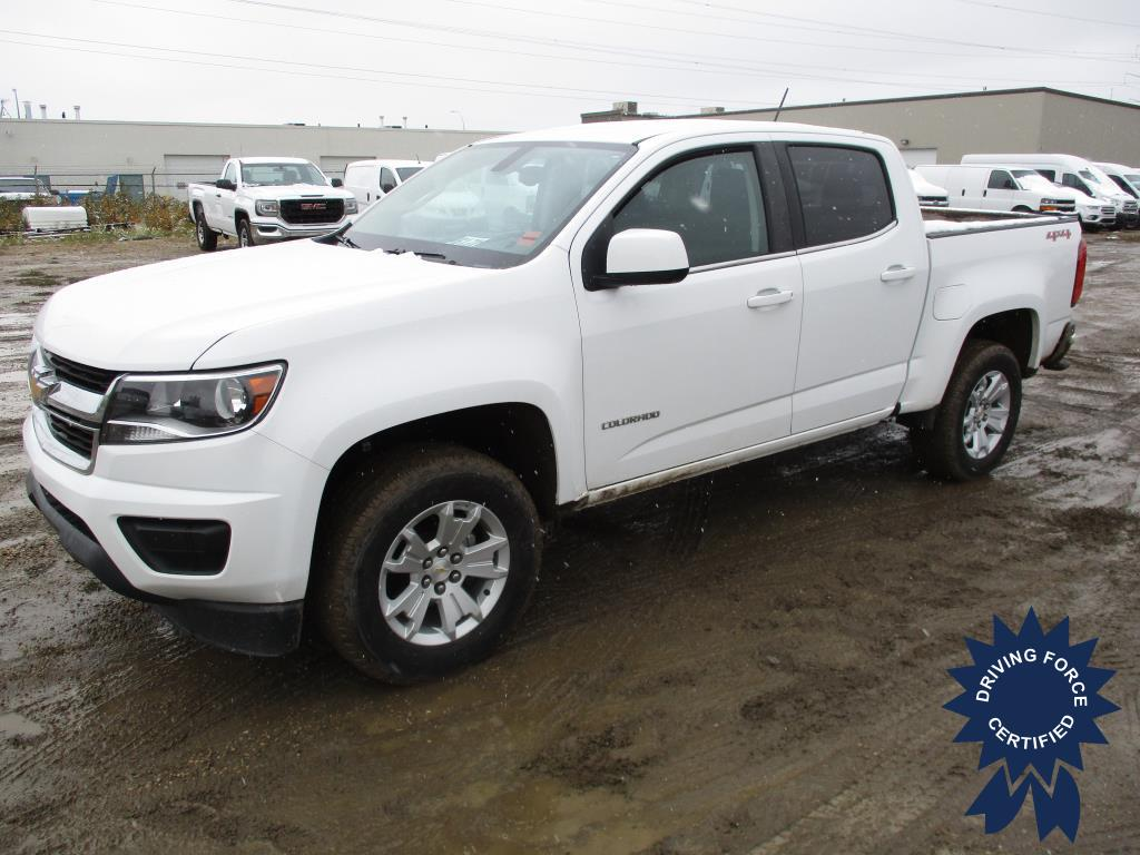 Click Here To View 2015 Chevrolet Colorado 4WD LT - 124765