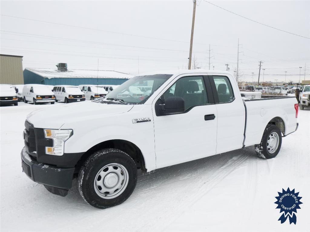 Click Here To View 2015 Ford F-150 XL - 125071
