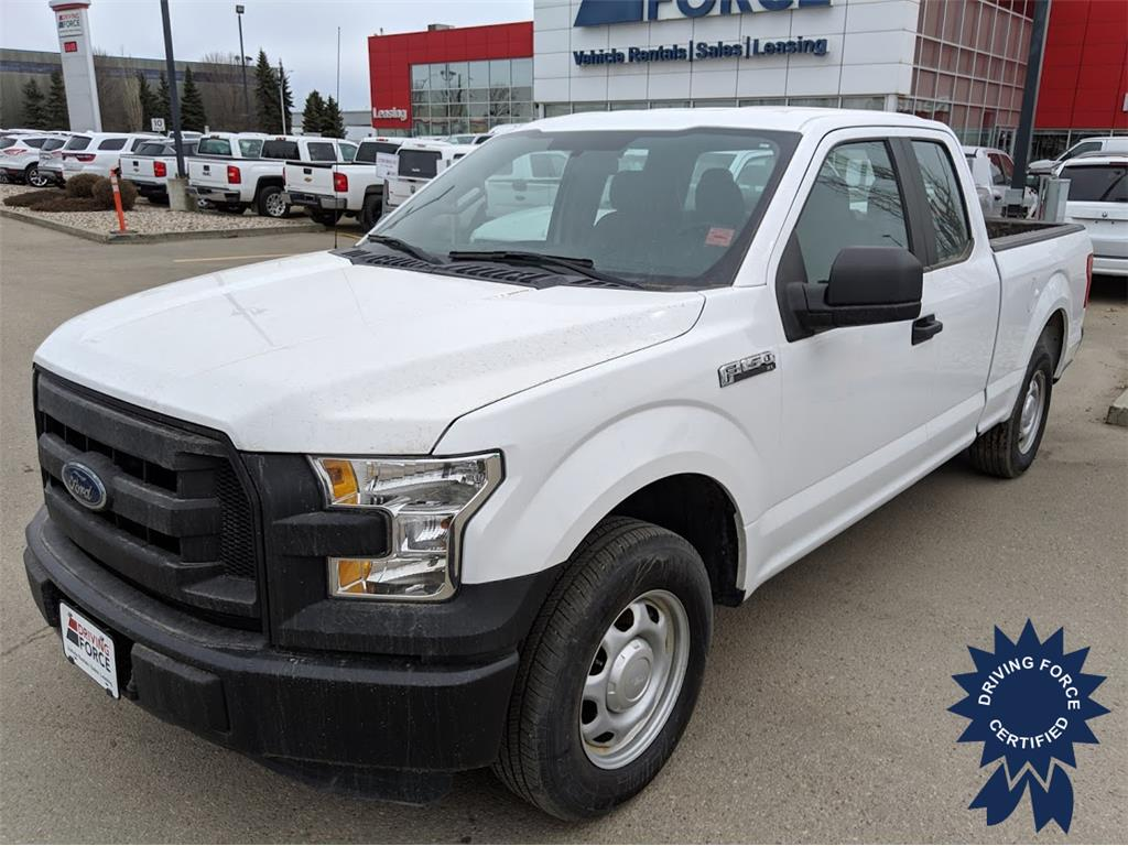 Click Here To View 2015 Ford F-150 XL - 125074