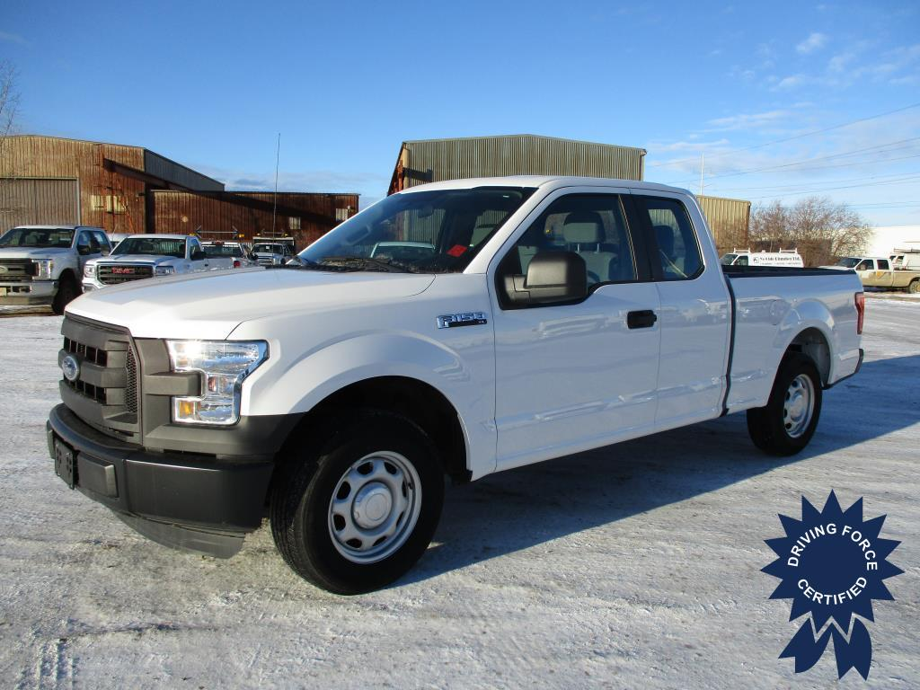 Click Here To View 2015 Ford F-150 XL - 125075