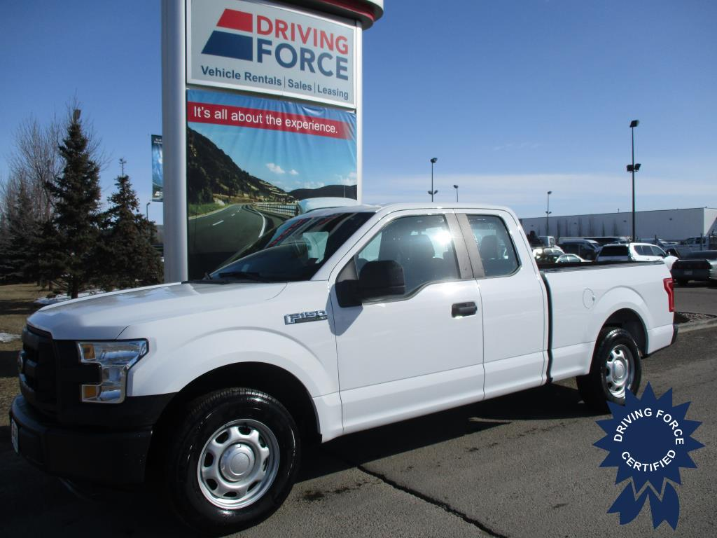 Click Here To View 2015 Ford F-150 XL - 125080