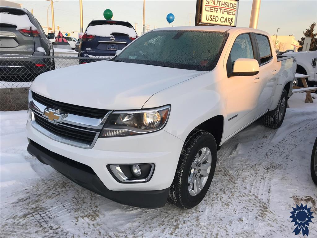 Click Here To View 2015 Chevrolet Colorado 4WD LT - 126508