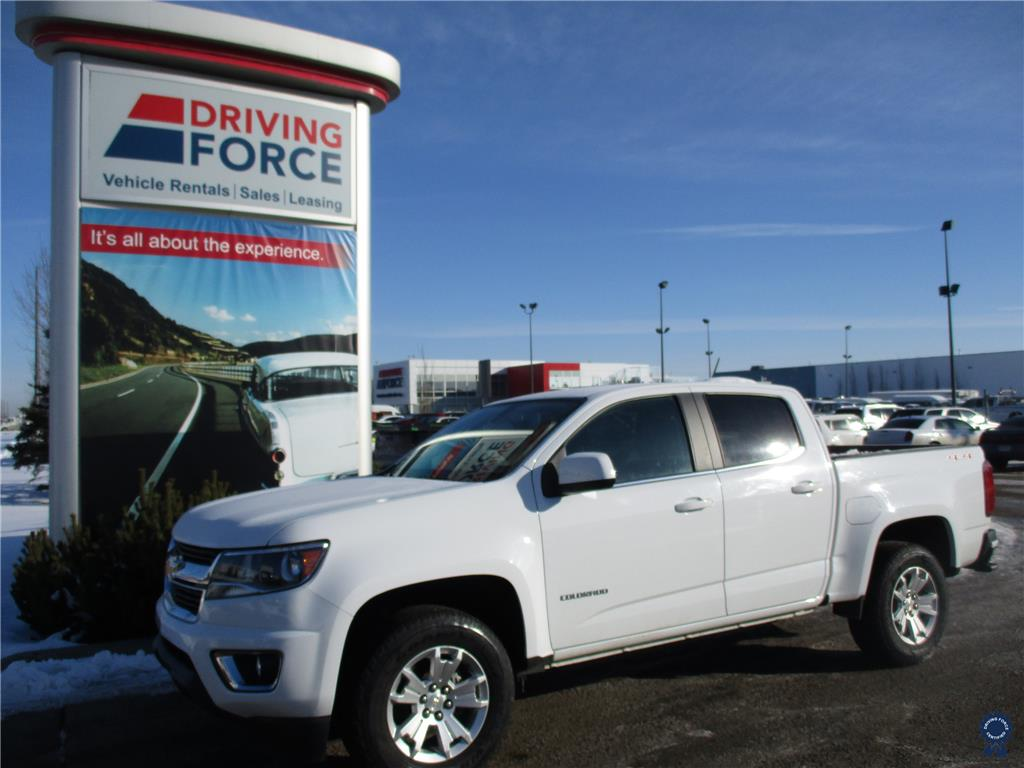 Click Here To View 2015 Chevrolet Colorado 4WD LT - 126522