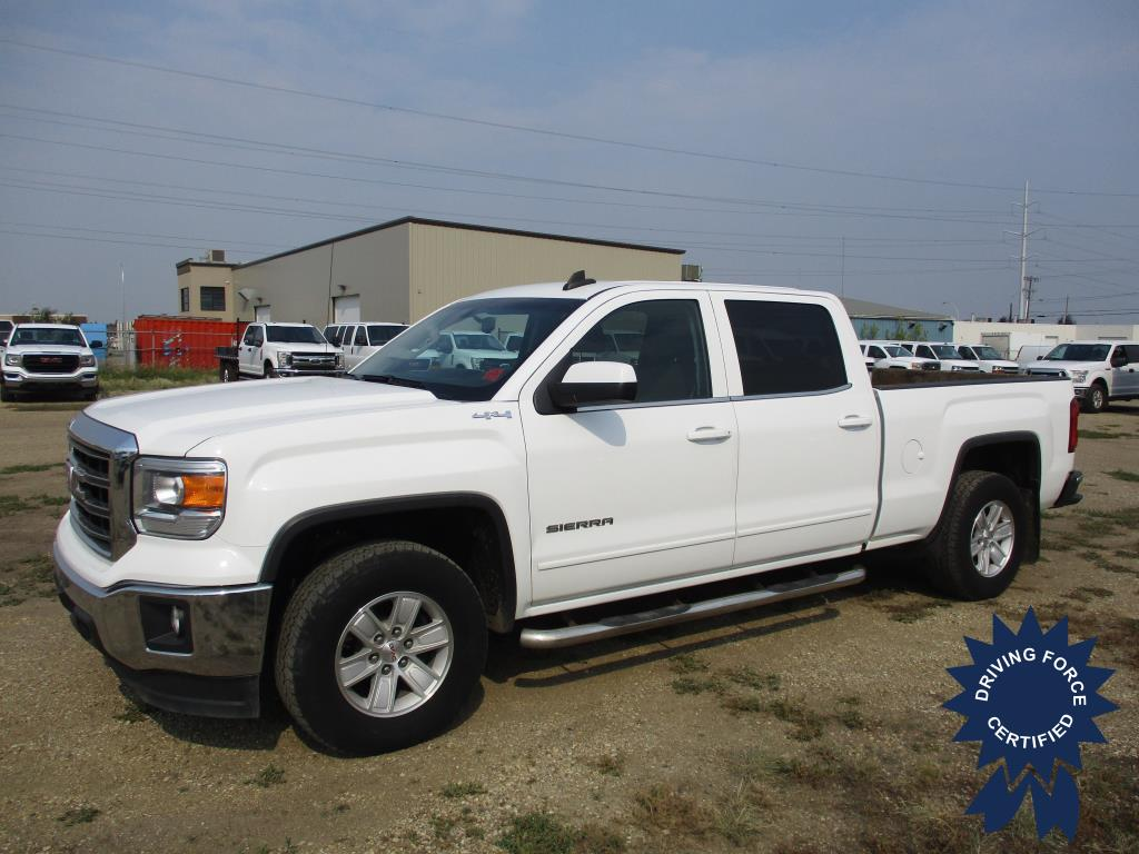 Click Here To View 2015 GMC Sierra 1500 SLE - 126706