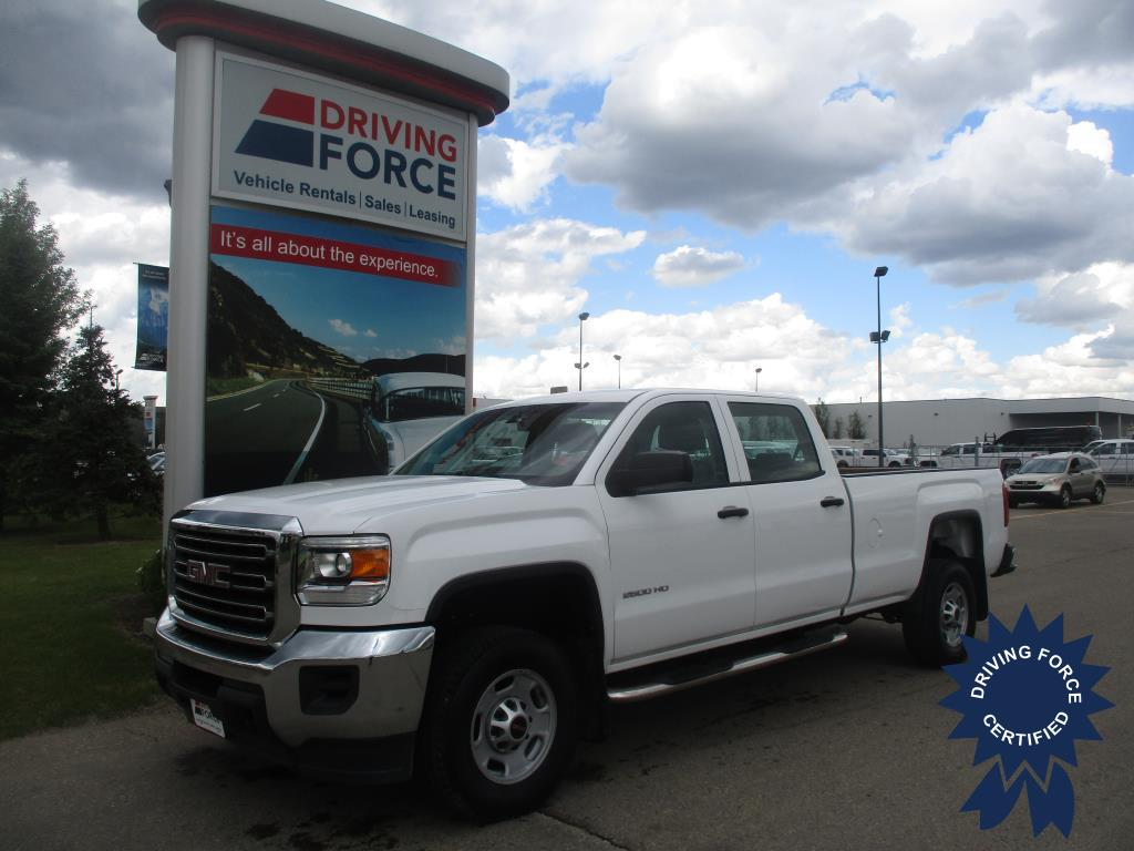 Click Here To View 2015 GMC Sierra 2500HD WT - 126802