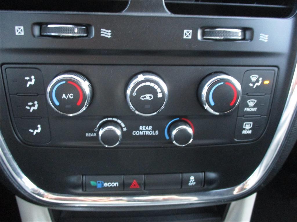 2015 Dodge Grand Caravan SXT Premium Plus - 126943