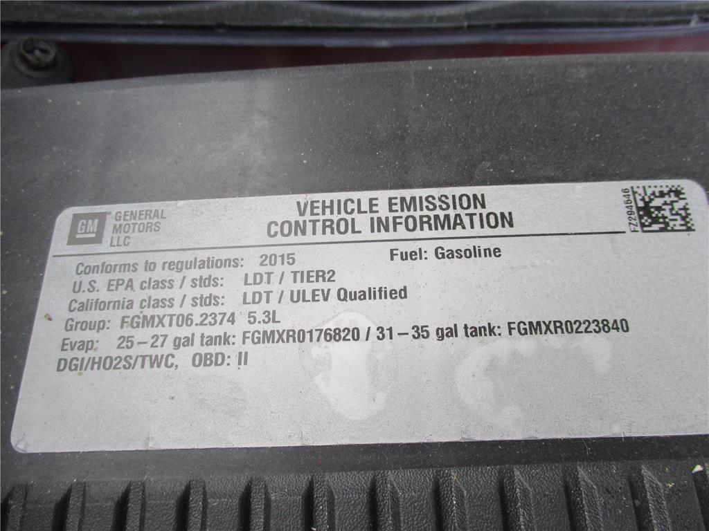 2015 GMC Sierra 1500  - 127422