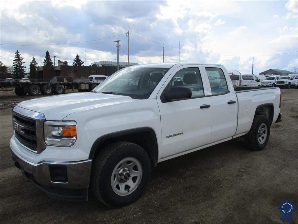 Click Here To View 2015 GMC Sierra 1500  - 127422
