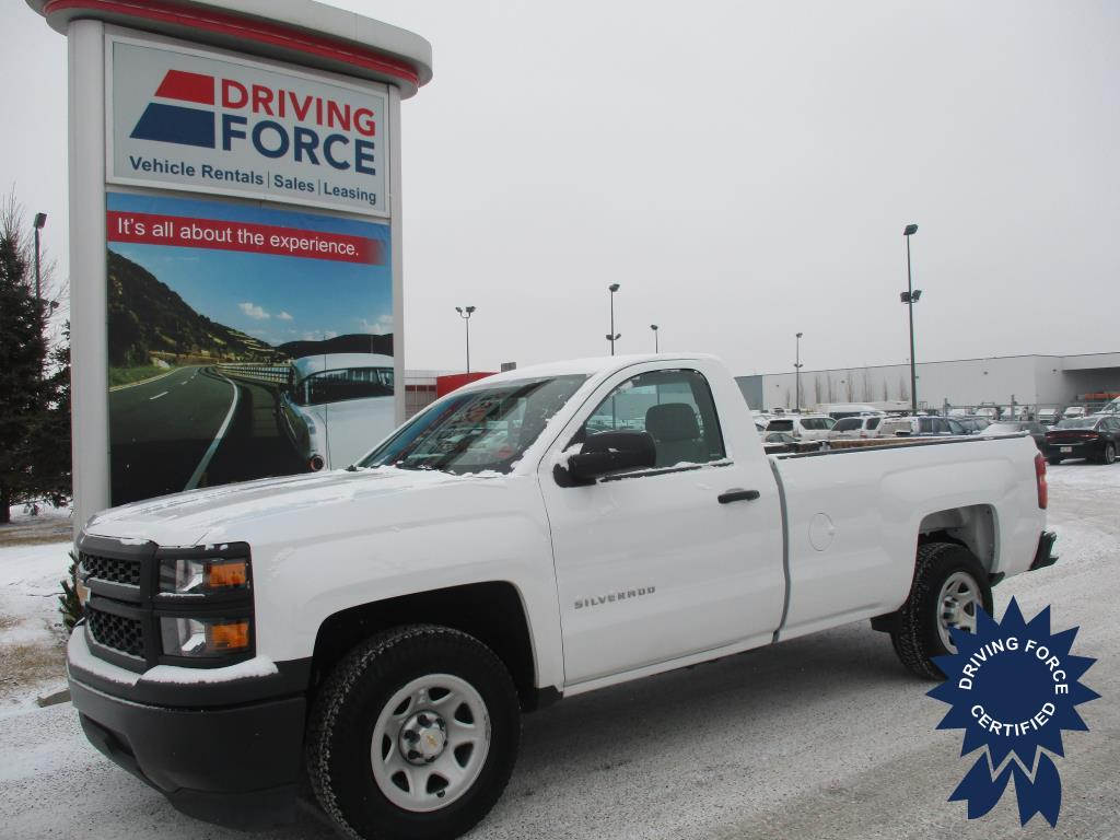 Click Here To View 2015 Chevrolet Silverado 1500 Work Truck - 127597