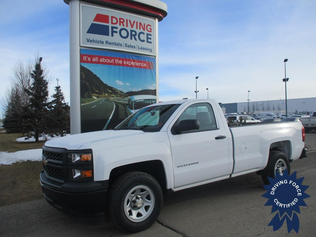 Click Here To View 2015 Chevrolet Silverado 1500 Work Truck - 127742