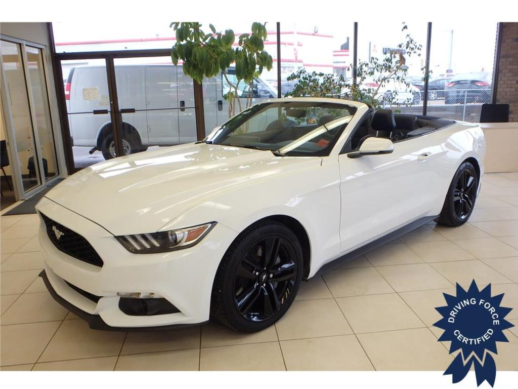 Click Here To View 2015 Ford Mustang EcoBoost Premium - 128023