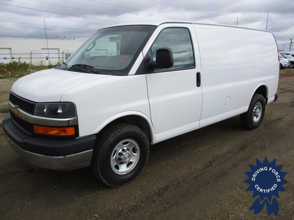 Click Here To View 2016 Chevrolet Express Cargo Van  - 128222