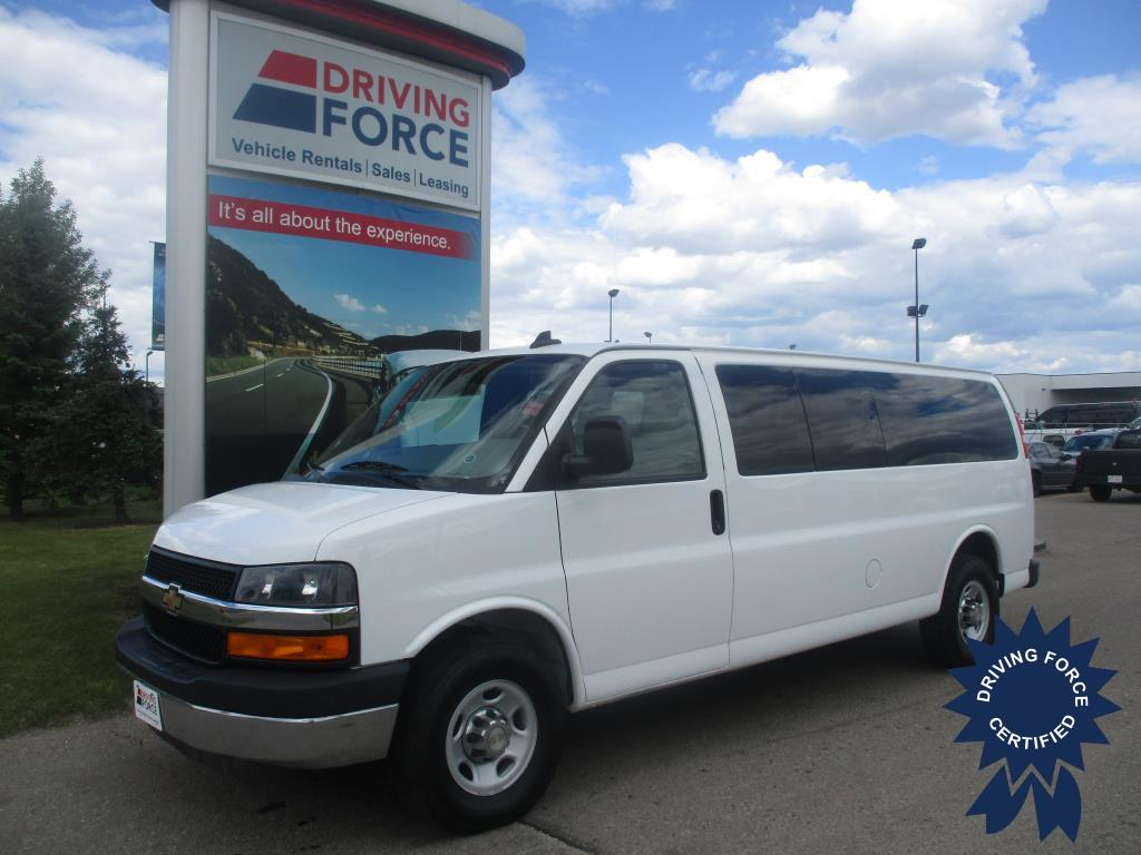Click Here To View 2016 Chevrolet Express Passenger LT - 128245