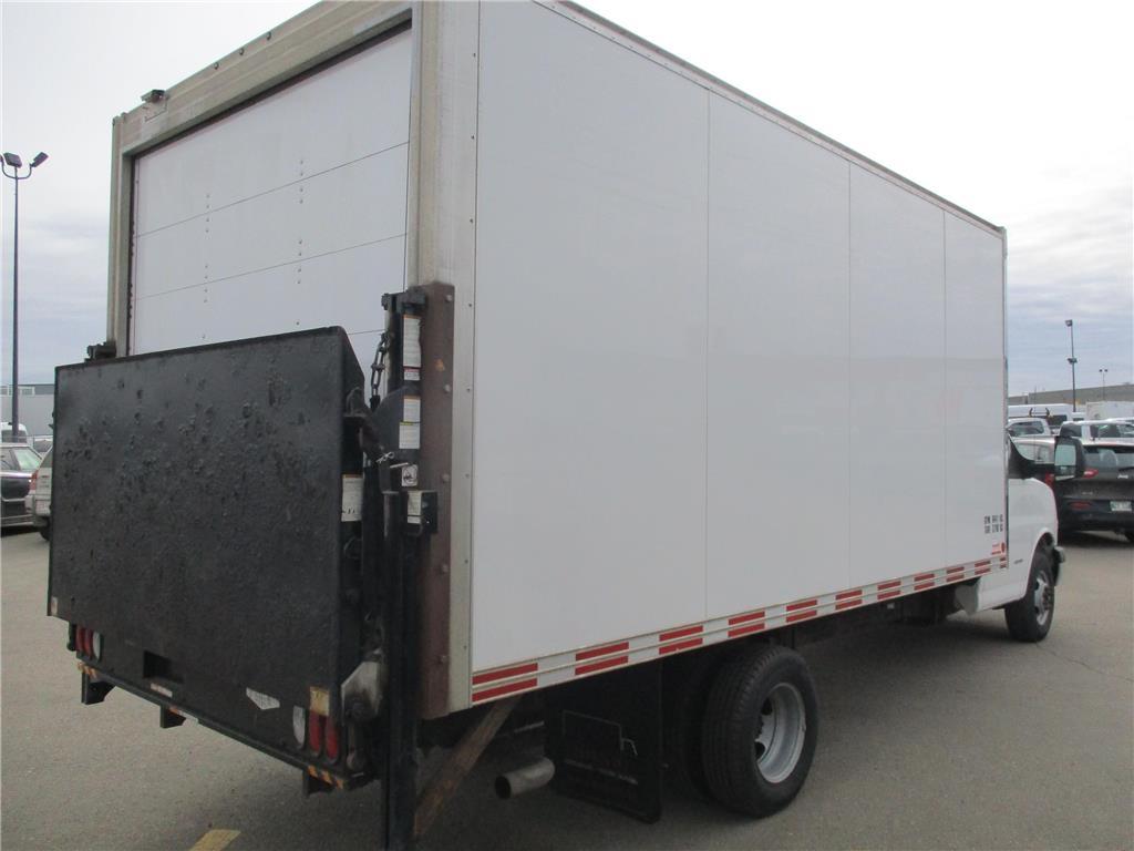 2016 Chevrolet Express Commercial Cutaway  - 128265