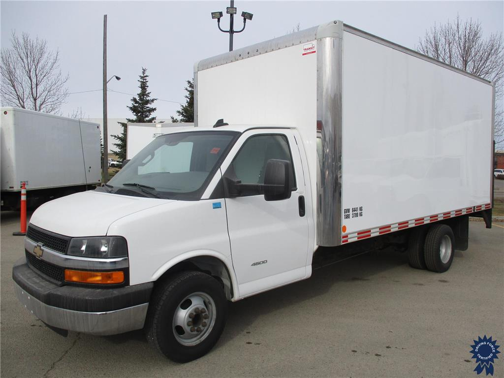 Click Here To View 2016 Chevrolet Express Commercial Cutaway  - 128265