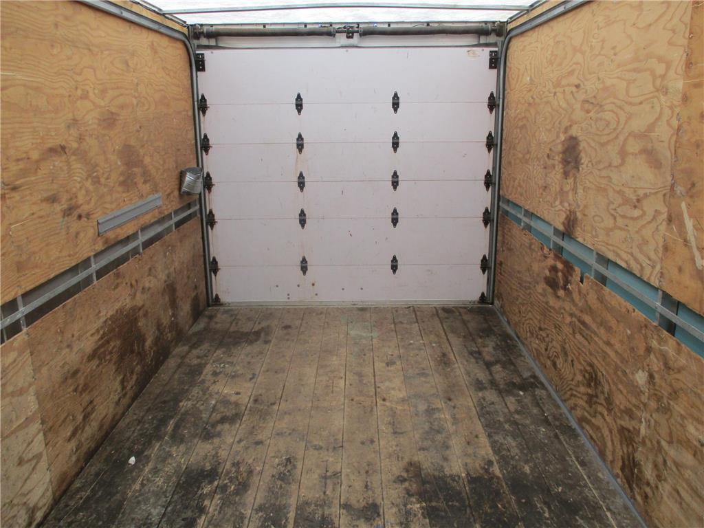 2016 Chevrolet Express Commercial Cutaway  - 128266