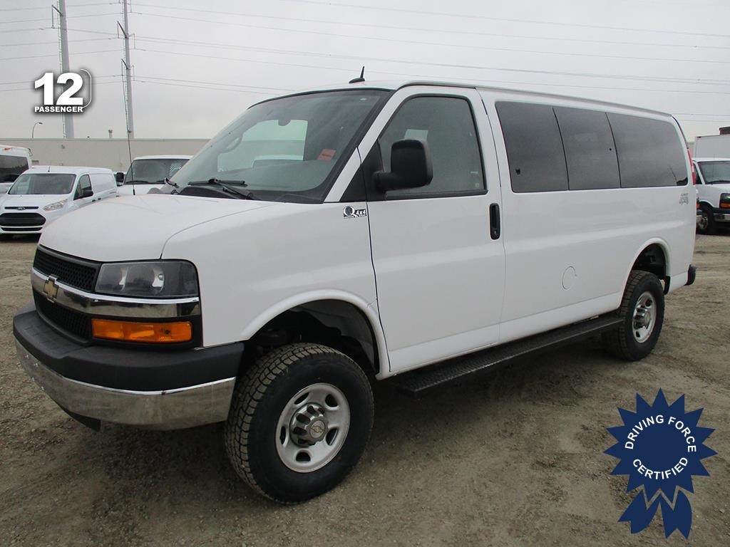 Click Here To View 2015 Chevrolet Express Passenger LT - 128634