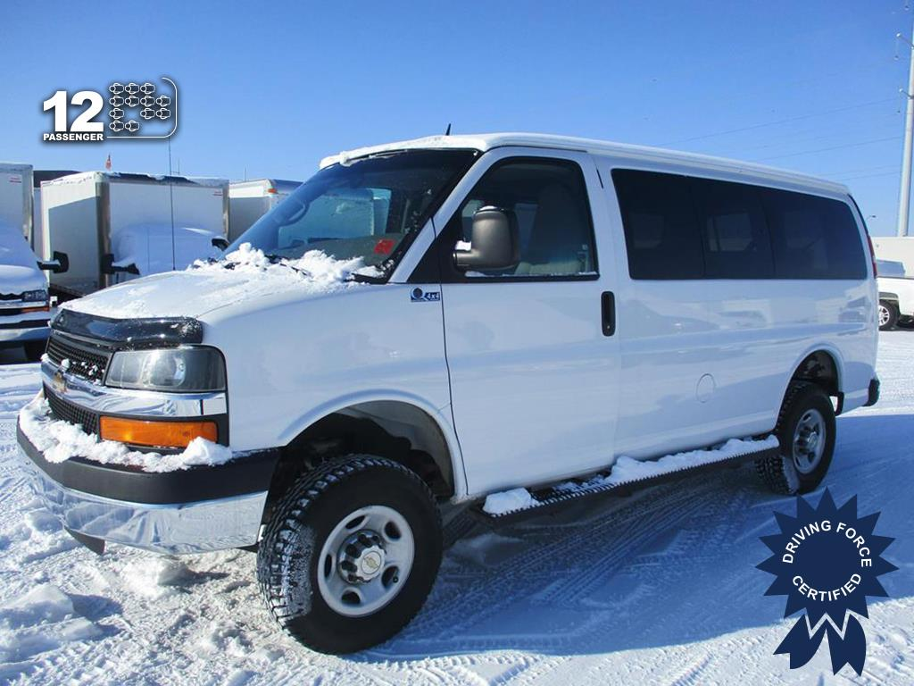 Click Here To View 2015 Chevrolet Express Passenger LT - 128643