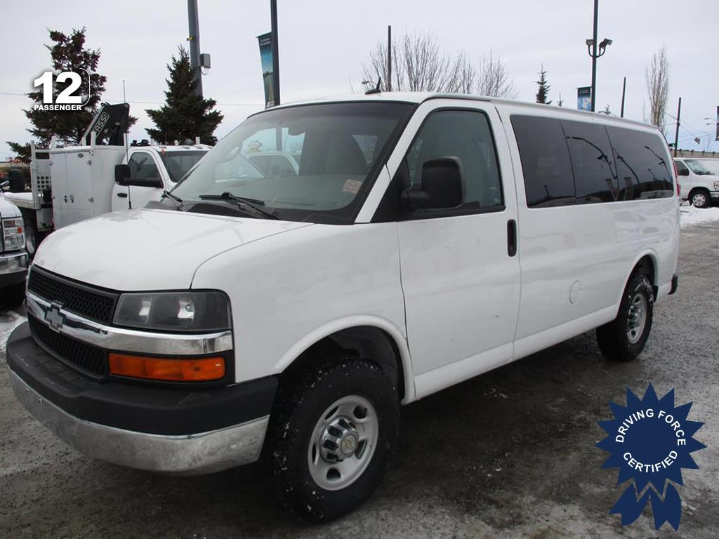 Click Here To View 2015 Chevrolet Express Passenger LT - 128644