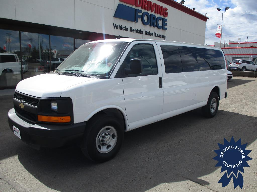 Click Here To View 2015 Chevrolet Express Passenger LS - 128864