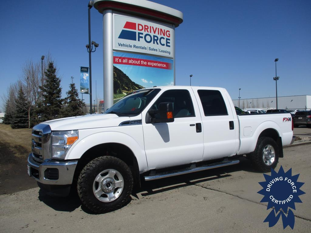 Click Here To View 2016 Ford Super Duty F-250 XLT - 129329