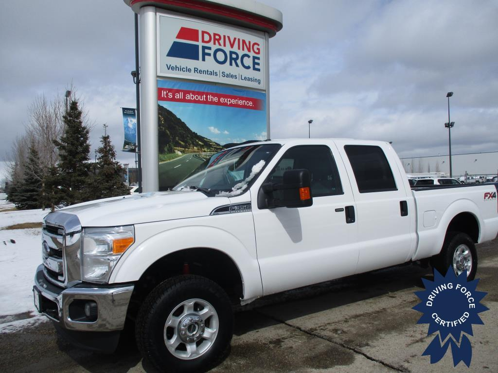 Click Here To View 2016 Ford Super Duty F-350 XLT - 129501