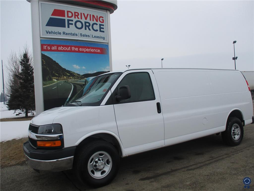 Click Here To View 2016 Chevrolet Express Cargo Van  - 129566
