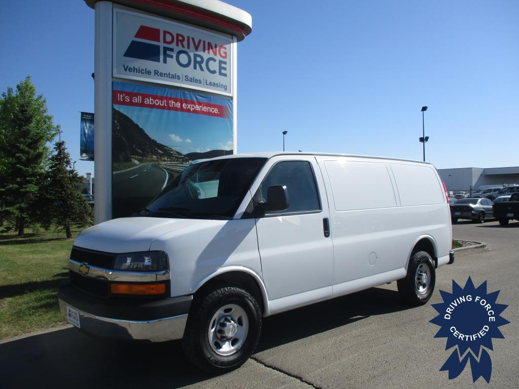 Click Here To View 2016 Chevrolet Express Cargo Van  - 129571