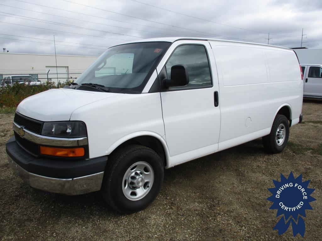 Click Here To View 2016 Chevrolet Express Cargo Van  - 129574
