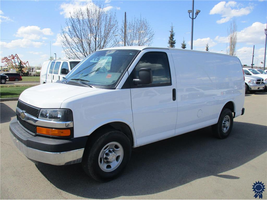 Click Here To View 2016 Chevrolet Express Cargo Van  - 129577