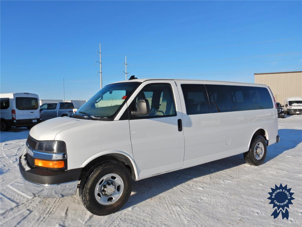 Click Here To View 2016 Chevrolet Express Passenger LT - 129588