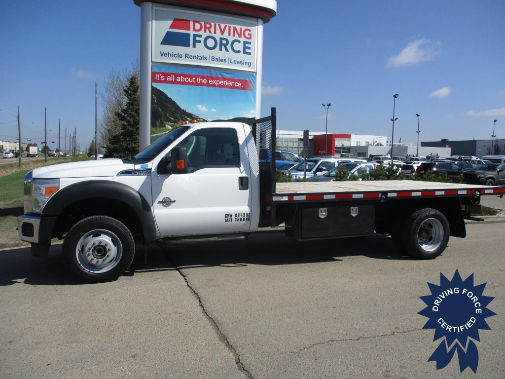 Click Here To View 2016 Ford Super Duty F-550 DRW XLT - 129670