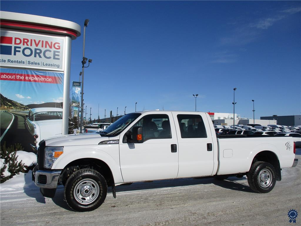 Click Here To View 2016 Ford Super Duty F-350 XL - 129689