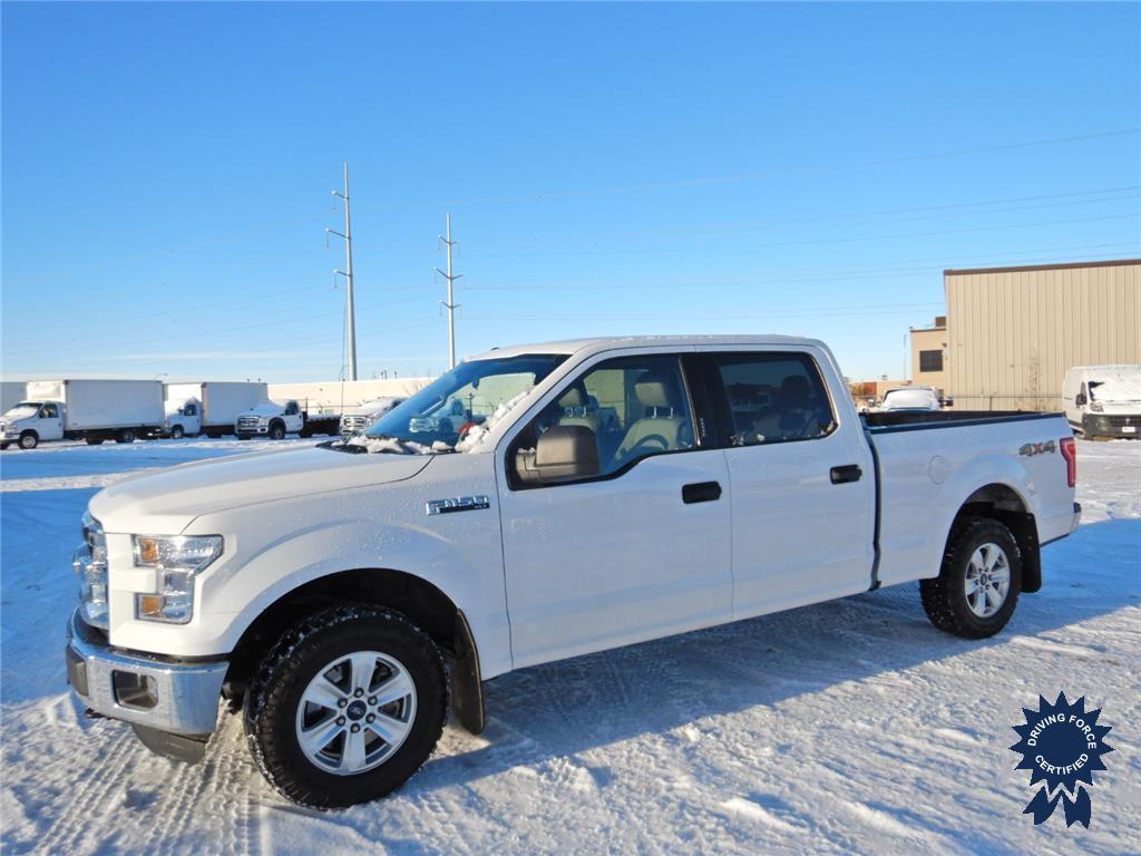 Click Here To View 2016 Ford F-150 XLT - 129724