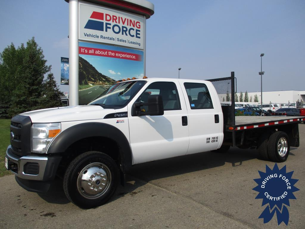 Click Here To View 2016 Ford Super Duty F-450 DRW XL - 129754