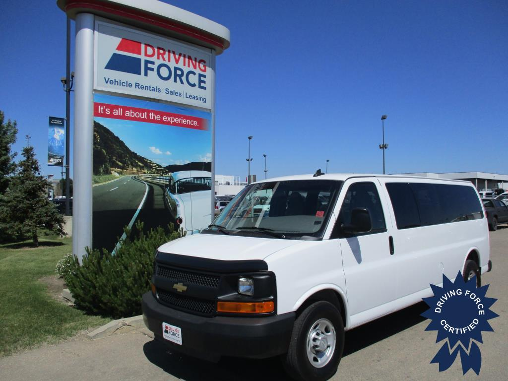 Click Here To View 2016 Chevrolet Express Passenger LS - 129943