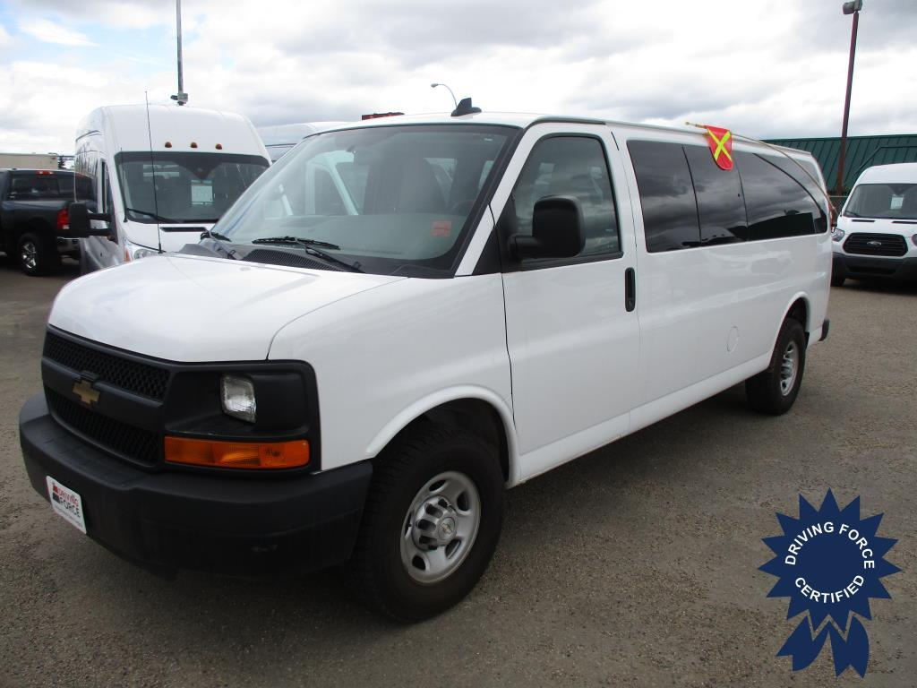 Click Here To View 2016 Chevrolet Express Passenger LS - 129947