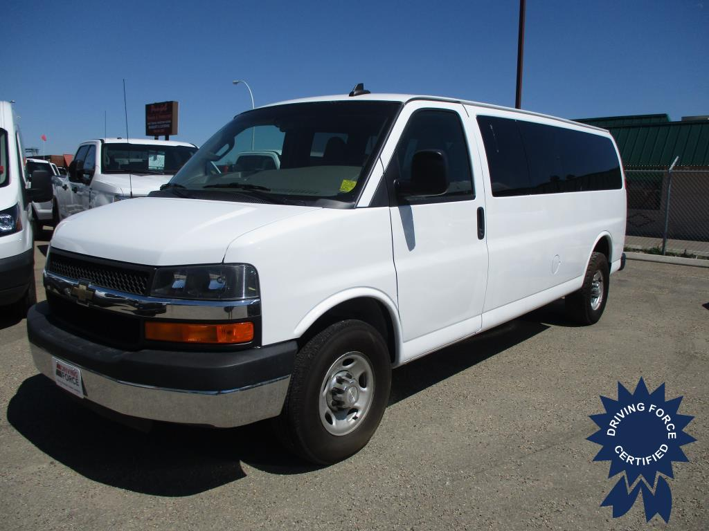 Click Here To View 2016 Chevrolet Express Passenger LT - 129969