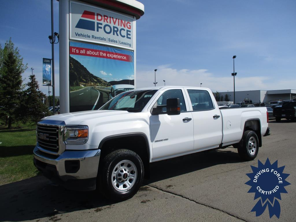 Click Here To View 2016 GMC Sierra 3500HD  - 130170