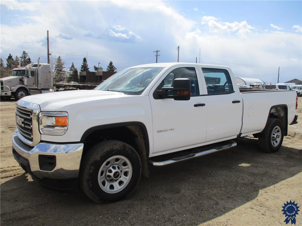 Click Here To View 2016 GMC Sierra 3500HD  - 130181