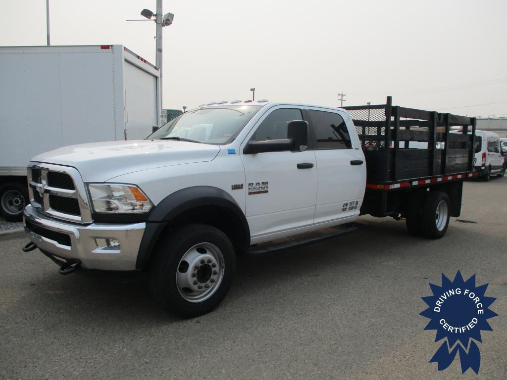 Click Here To View 2016 Ram 5500 SLT - 130259