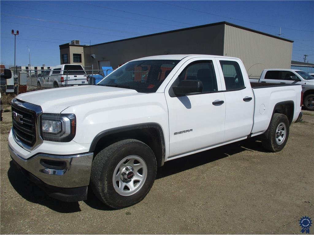 Click Here To View 2016 GMC Sierra 1500  - 130334