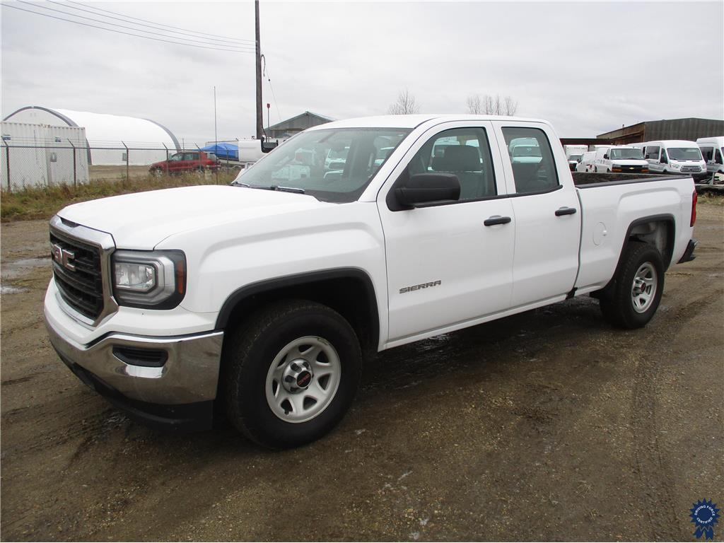 Click Here To View 2016 GMC Sierra 1500  - 130337