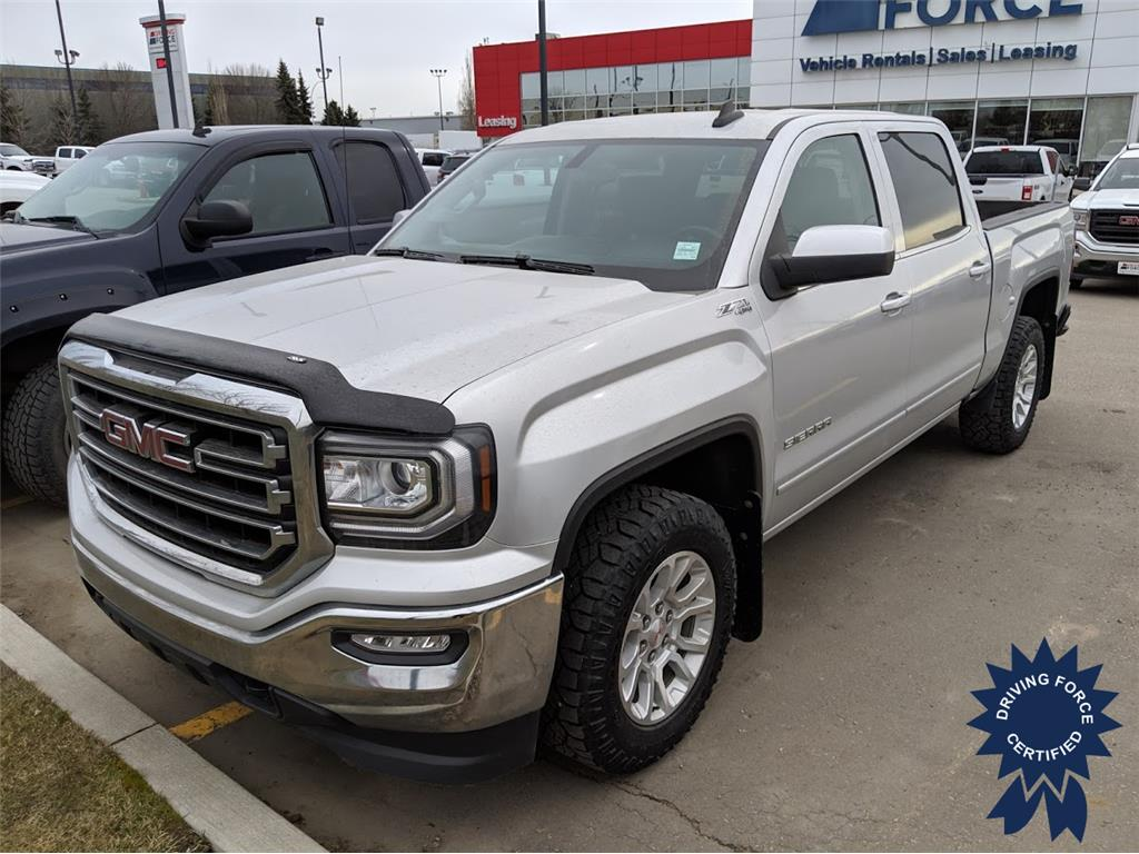 Click Here To View 2016 GMC Sierra 1500 SLE - 130417