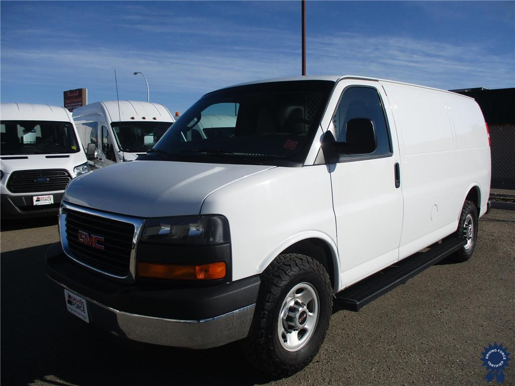 Click Here To View 2016 GMC Savana Cargo Van  - 130470
