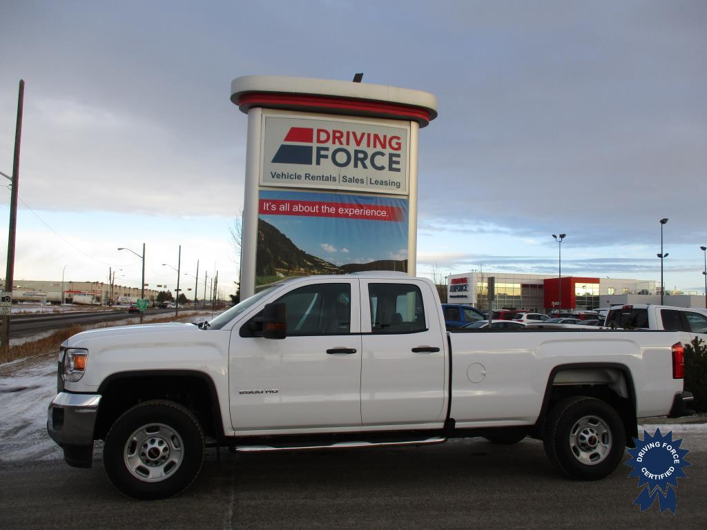 Click Here To View 2016 GMC Sierra 2500HD  - 130515
